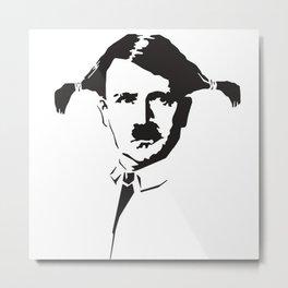 Hitler Metal Print