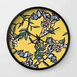 Summer 18 Wall Clock
