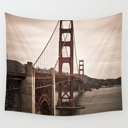 San Francisco, Golden Gate Bridge Wall Tapestry