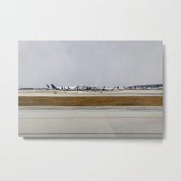 LGA: 2/16/13 - Exterior Metal Print
