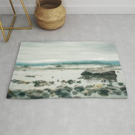 Pebbles in the Lake Rug