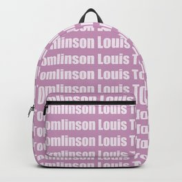 Louis Tomlinson Repeating Backpack
