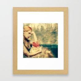 Memory of Autumns Past Framed Art Print