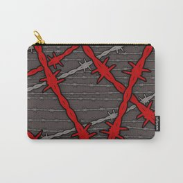 Barbed Carry-All Pouch
