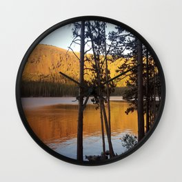 Mammoth #1 Wall Clock