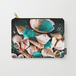 Glass Shell Carry-All Pouch