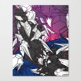 ULTRACRASH 7 Canvas Print