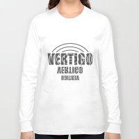 vertigo Long Sleeve T-shirts featuring VERTIGO by postman001