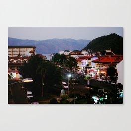 Marmaris views Canvas Print