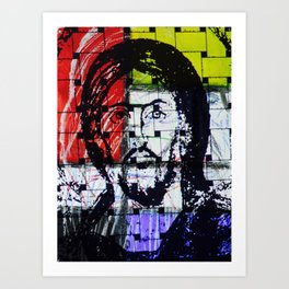 young god Art Print