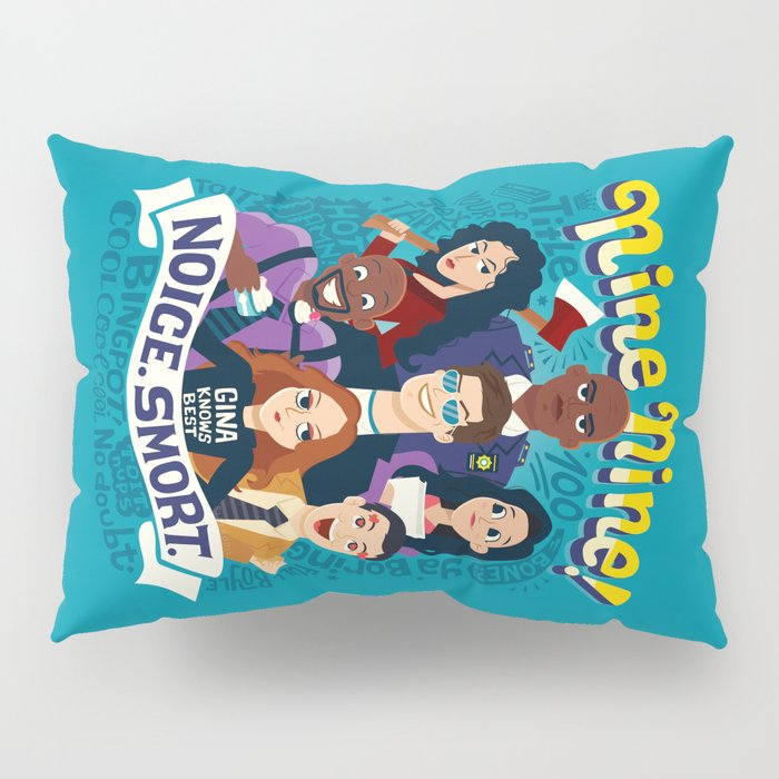 Nine Nine Pillow Sham