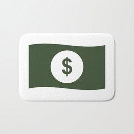 money Bath Mat
