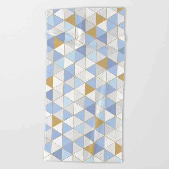 GOLDBLUE Beach Towel