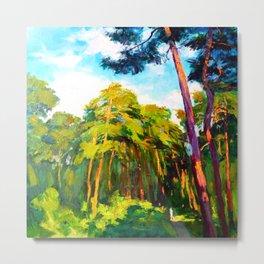 Whisper of pines Metal Print