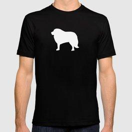Big White Dog T-shirt