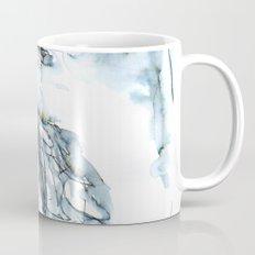 Hawk, Watercolor Mug