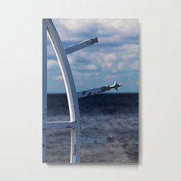 Tight Traditions Metal Print