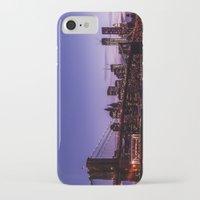 brooklyn bridge iPhone & iPod Cases featuring Brooklyn Bridge by hannes cmarits (hannes61)