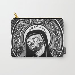 TAKE ME HOME Sandi Ray Pierce Carry-All Pouch