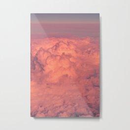 Cloudscape IIIA Metal Print