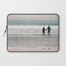 surf love Laptop Sleeve