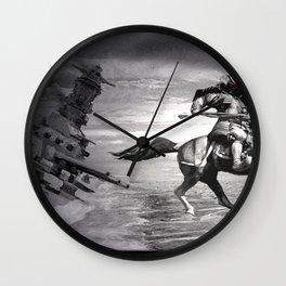 Musashi at Brunei Wall Clock