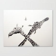 MiG 22 Flogger-B  Canvas Print