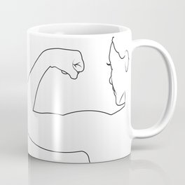 Female Strong Coffee Mug