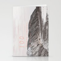 the 100 Stationery Cards featuring 100. by Beidan Shiu