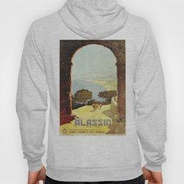 1920s Alassio Italy Hoody