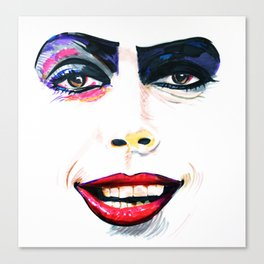 Dr. Frank-N-Furter Canvas Print