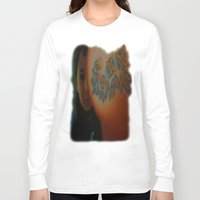 child Long Sleeve T-shirts featuring Child by Nicholas Bremner - Autotelic Art