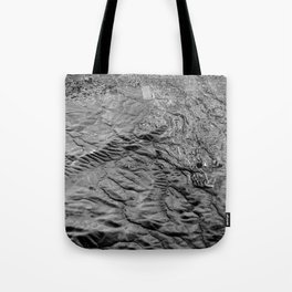 Amazing Earth - Chromatic Mountains Tote Bag