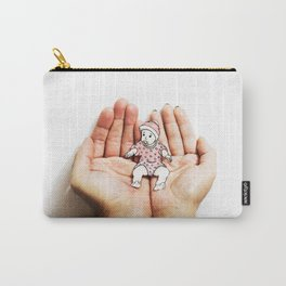 You're safe in our hands Carry-All Pouch