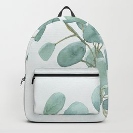 Eucalyptus Silver Dollar Backpack