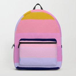 Ojai, california sunset Backpack
