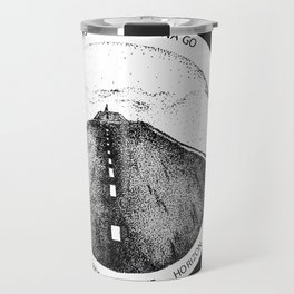Biffy Clyro - Mountains lyrics Travel Mug