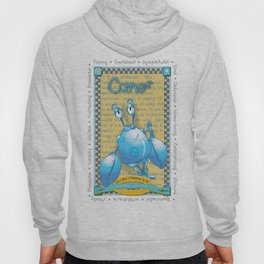 Astrological Zoodiac - Canser Hoody