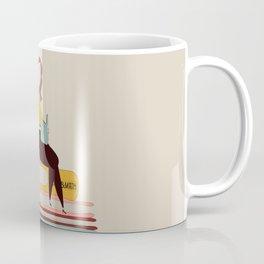 Educate yourself Coffee Mug