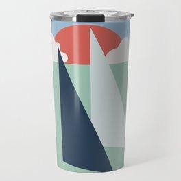 Regatta pastel Travel Mug