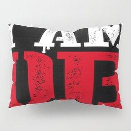 I am Qb    Ruc Mr QB I am Queensbridge official Artwork   Pillow Sham