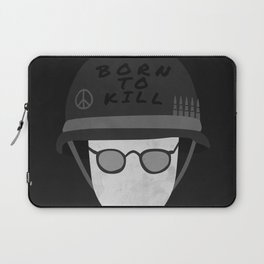 Full Metal Jacket, 1987 (Minimalist Movie Poster) Laptop Sleeve