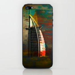 Burj Al Arab iPhone Skin