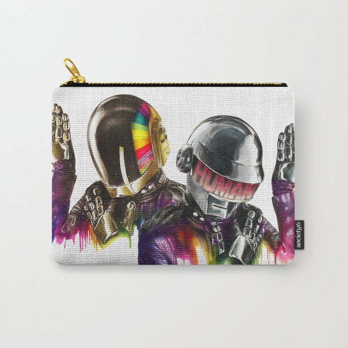 Daft punk  Carry-All Pouch