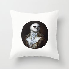 Sir Kite Throw Pillow