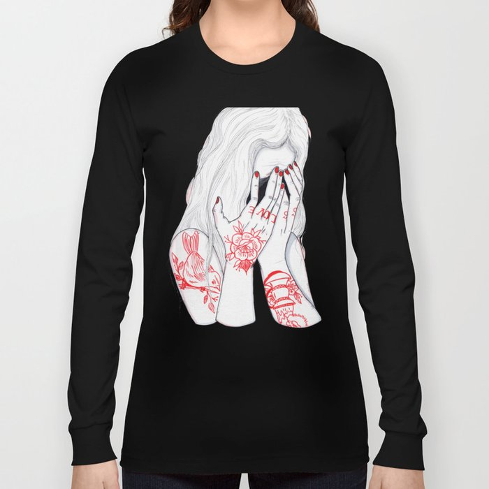Love Loss Long Sleeve T-shirt