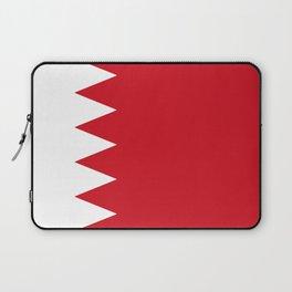bahrain country flag Laptop Sleeve