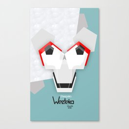 Sheepako  Canvas Print