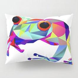 Freddy Frog Pillow Sham