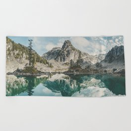 Watersprite Lake Beach Towel